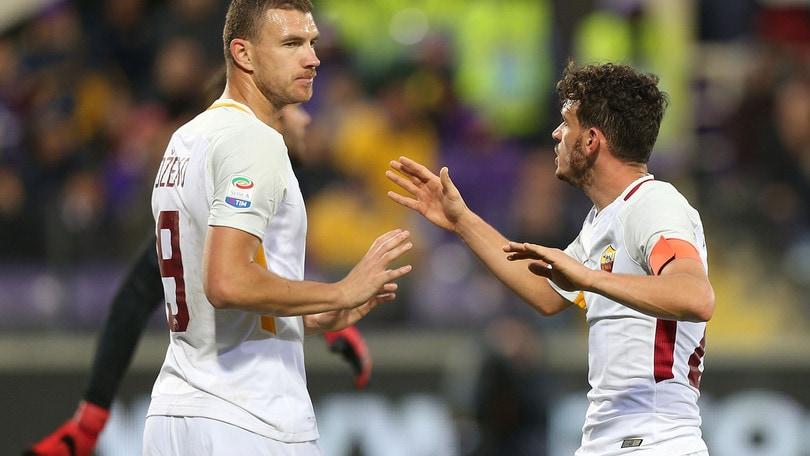 Serie A, Roma-Lazio: Dzeko meglio di Immobile nelle quote sui gol