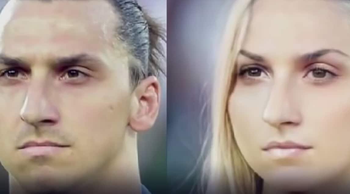 La pagina Facebook 'Oh My Goal' ha pubblicato un video in cui i giocatori appaiono nella loro versione...femminile. Il risultato è davvero sorprendente!