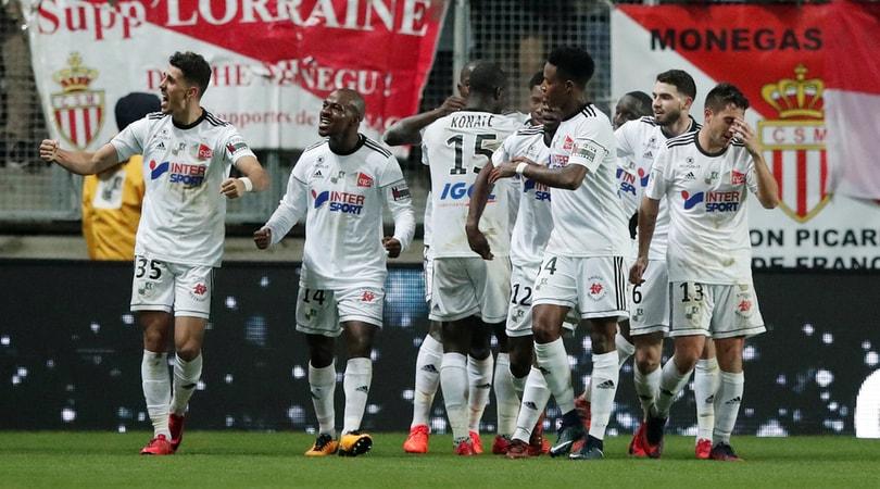 Ligue 1: Jovetic salva il Monaco, il Lille di Bielsa fa festa con Ponce