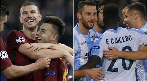 Diretta Roma-Lazio, probabili formazioni e dove vederla in tv