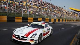 FIA Gt World Cup: maxi incidente a Macao