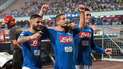 Serie A Napoli-Milan, probabili formazioni e tempo reale alle 20.45. Dove vederla in tv