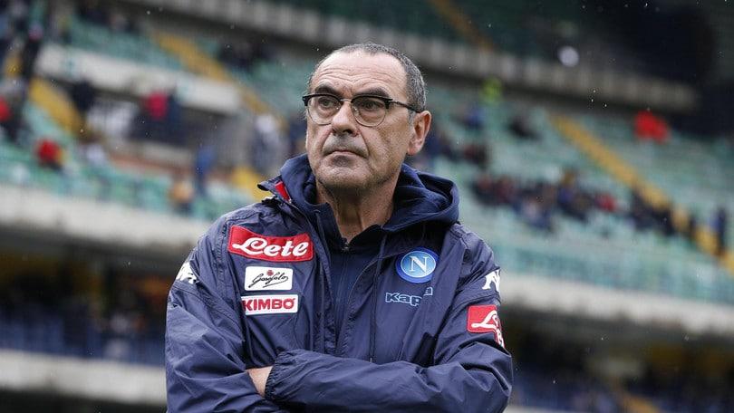 Serie A Napoli, i convocati di Sarri per la gara con il Milan