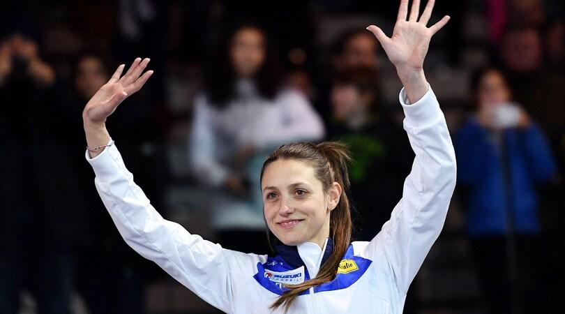 Short track: altro podio per Valcepina