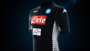 Scopri la nuova maglia del Napoli