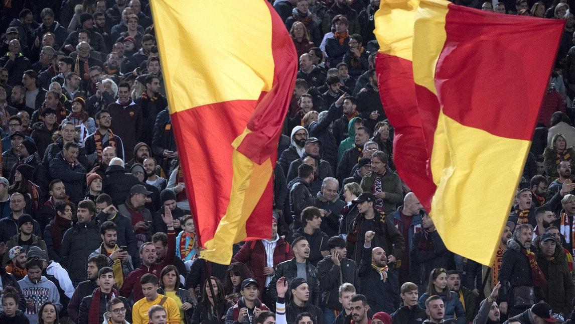 Roma Lazio Ecco La Coreografia Della Curva Sud Per Il Derby
