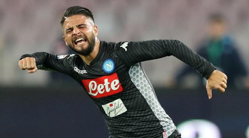 Serie A, Napoli-Milan 2-1: Insigne e Zielinski stendono Montella