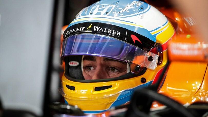 F1, Alonso in Bahrain con la Toyota per il WEC