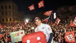 MotoGp, Marquez: «Pronto a imparare dai miei sbagli»