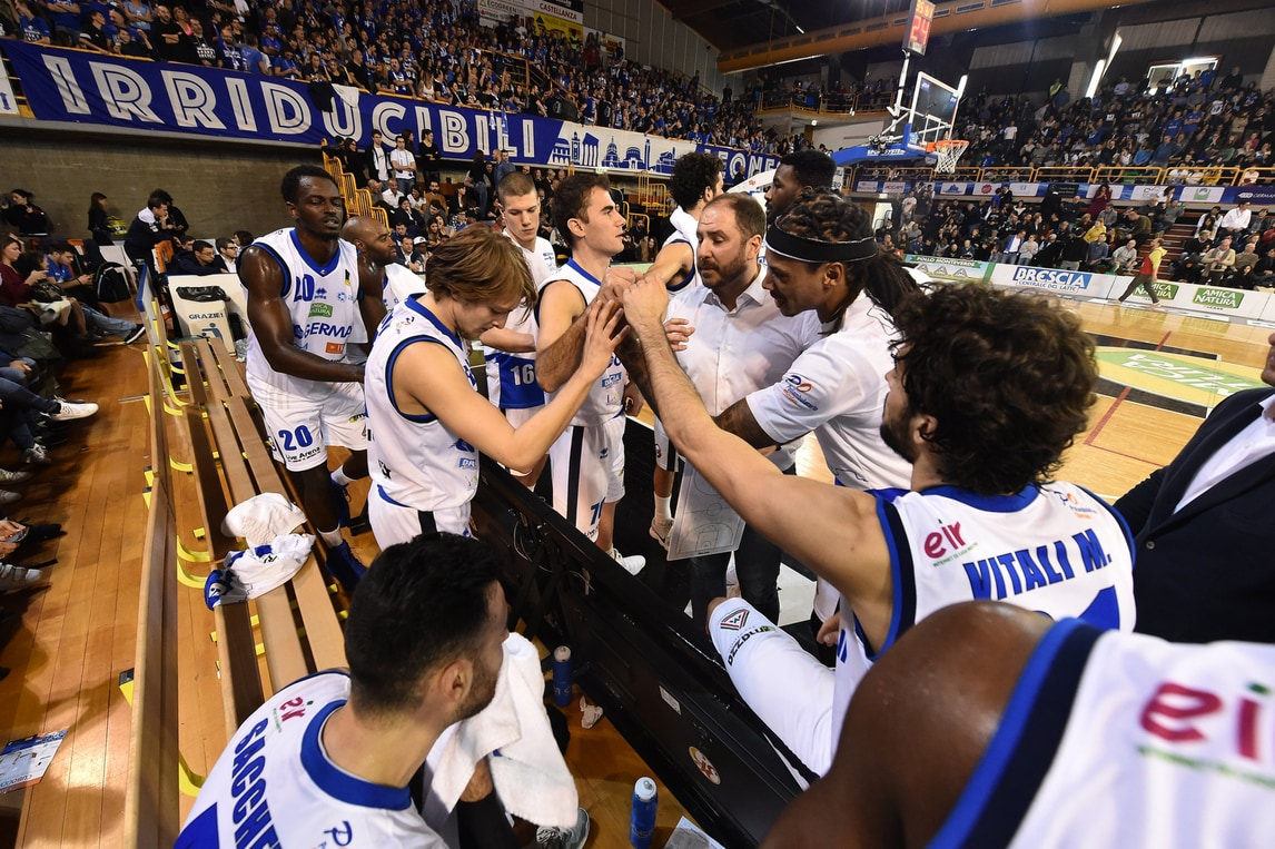 Basket Serie A, Brescia è inarrestabile: anche la Betaland va ko
