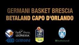 Germani Basket Brescia-Betaland Capo d'Orlando