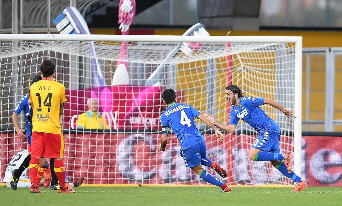 Serie A: Benevento beffato nel recupero, pari Fiorentina e Torino