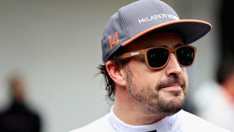 F1, Alonso: «Giornata positiva con la Toyota»