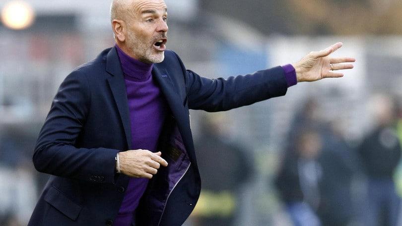 Serie A, Pioli: «Fiorentina, bel carattere. Non molliamo mai»