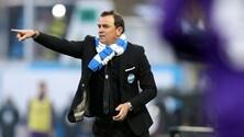 Serie A Spal, Semplici: «Fermata la Fiorentina. Stiamo crescendo»