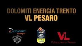 Dolomiti Energia Trento-VL Pesaro