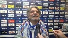 """Ferrero show: """"La Juve s'è scansata"""""""