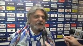 """Ferrero: """"La Juve s'è scansata"""""""