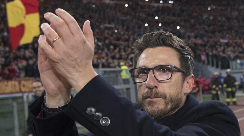 Roma, Di Francesco: «I giocatori hanno capito che conta più il gruppo»