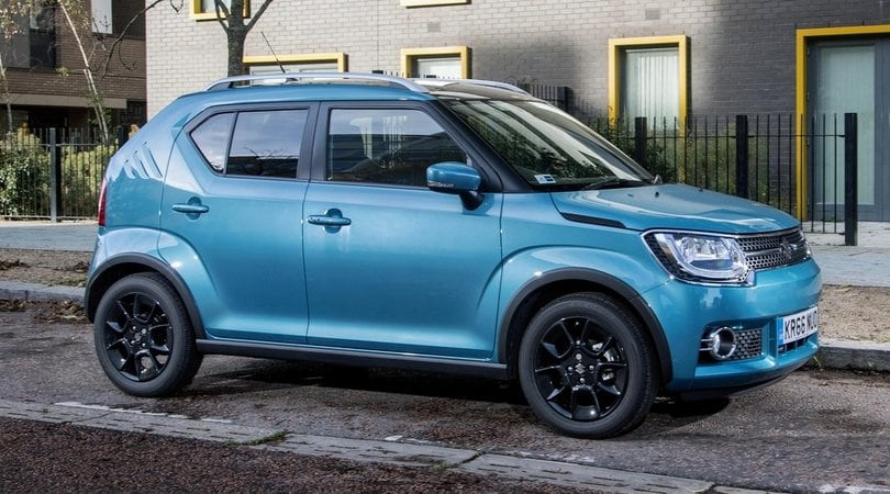 Mini SUV da città a confronto: Ignis, Karl Rocks e Panda City Cross