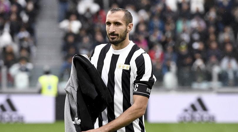 Juventus. Chiellini: «Il nostro primo obiettivo è il settimo scudetto»
