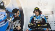MotoGp, Morbidelli: «Voglio il titolo di miglior esordiente»
