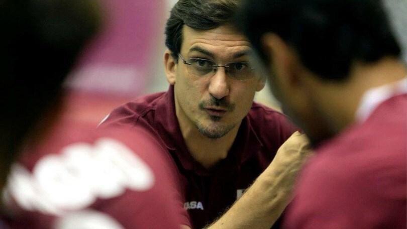 Volley: A2 Maschile, Cichello è il nuovo tecnico di Siena