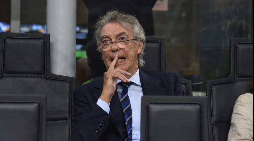 Moratti: «Inter, potevo trattenere Mourinho. Cantona il mio rammarico»