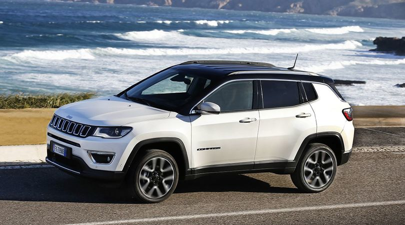 Jeep Compass Limited Winter, il Suv a prova di neve