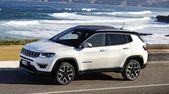 Jeep Compass Limited Winter, il Suv a prova di neve