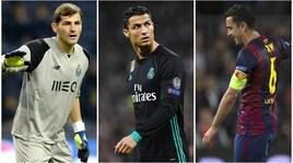 L'undici ideale del XXI secolo secondo l'Uefa: nessun italiano