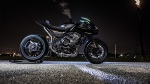 Honda CB4 Interceptor: foto