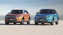 Suzuki Vitara: foto e prezzi