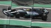 F1, mega festa in Mercedes per il doppio trionfo