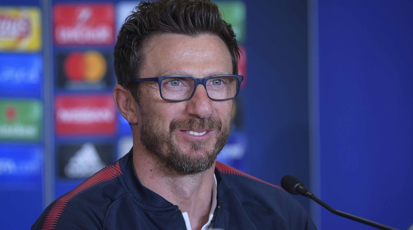 Roma, Di Francesco: «A Madrid per passare il turno»