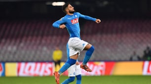 Napoli-Shakhtar Donetsk 3-0: capolavoro di Insigne