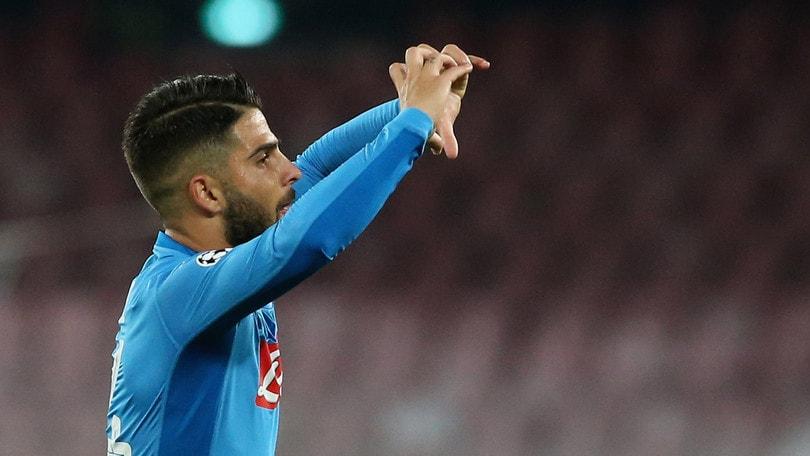 Champions League, Napoli-Shakhtar Donetsk 3-0: Insigne, Zielinski e Mertens per sperare nella qualificazione