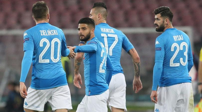 Insigne ancora Magnifico: «Napoli, puoi qualificarti»