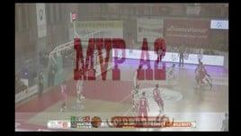 Mvp 8^ giornata Serie A2 Old Wild West - Matteo Da Ros
