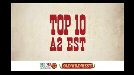 Top 10 - 8^ giornata Serie A2 Old Wild West girone Est