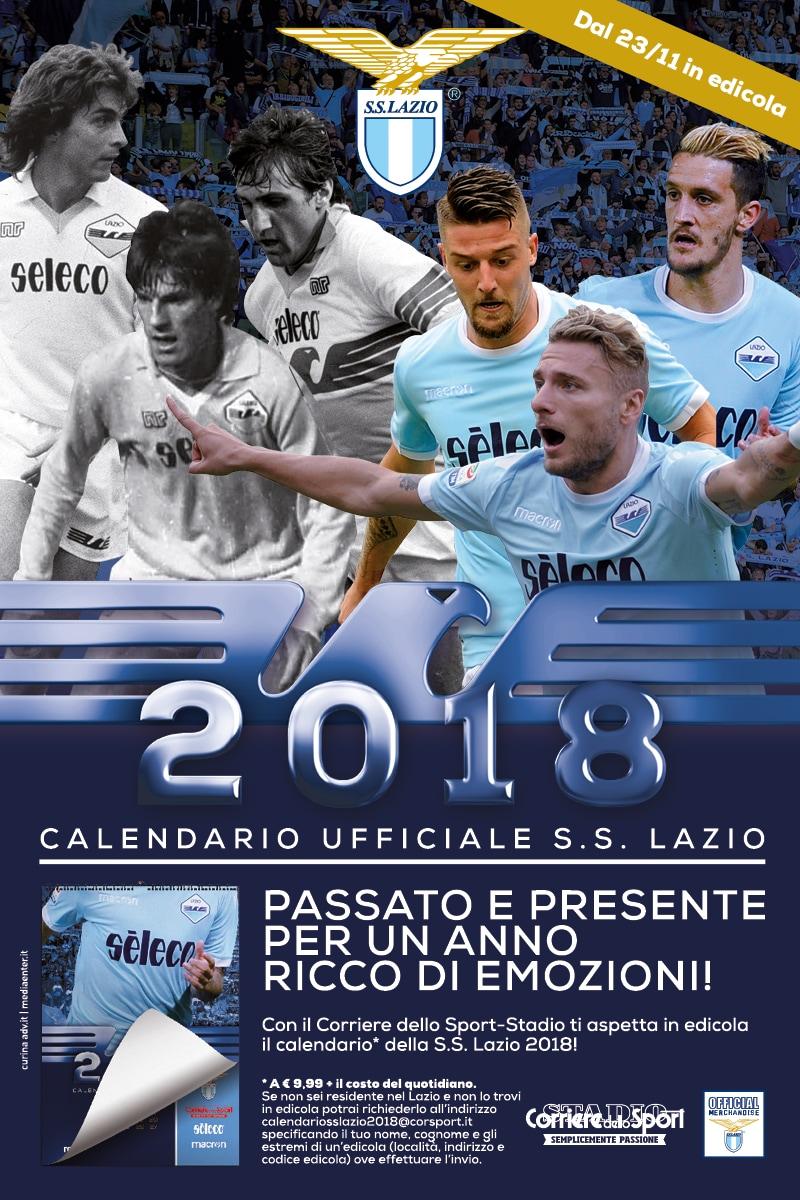 Calendario S.S. Lazio