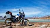Honda Africa Twin Adventure Sports, non provate a fermarla