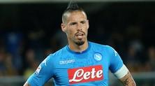 Napoli, Hamsik: «Spero che il Manchester City ci dia una mano»