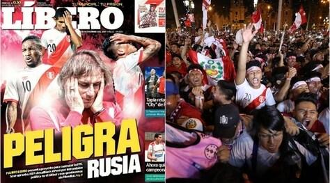«Mondiali 2018, il Perù rischia l'esclusione: l'Italia può essere ripescata»