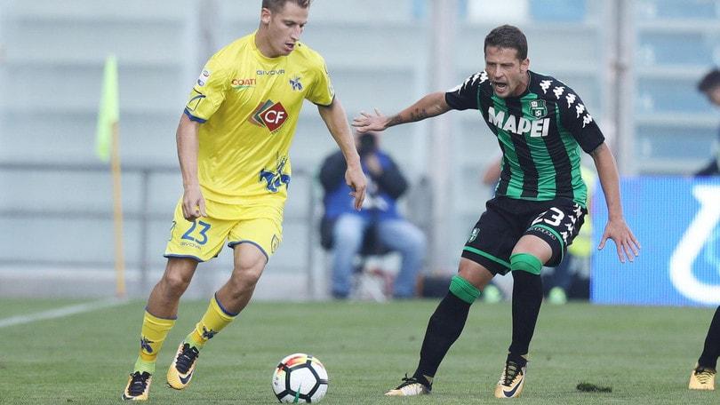 Serie A Sassuolo, Gazzola: «Con il Verona dobbiamo vincere»