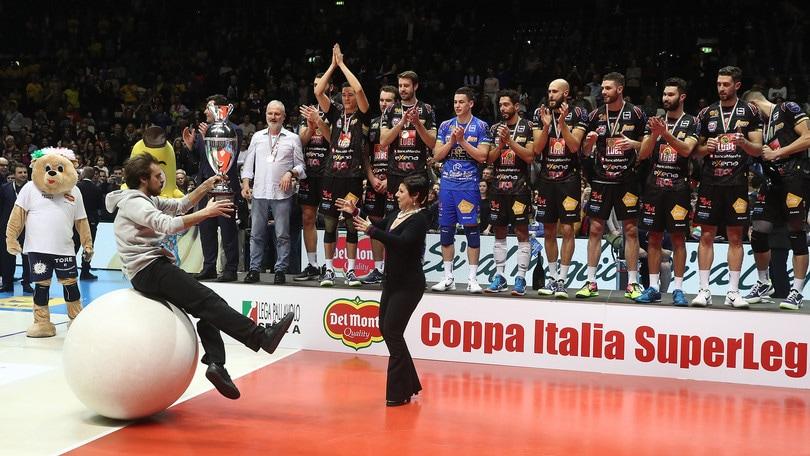Volley: la Final Four di Coppa Italia si giocherà al PalaFlorio