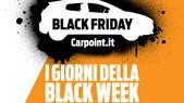 Black Friday, sconti anche sulle auto