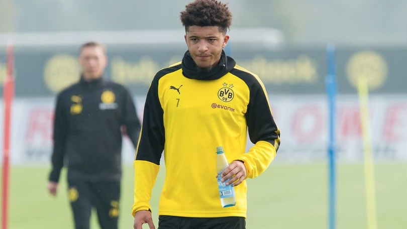 Jadon Sancho, l'erede di Dembelé nel Borussia Dortmund