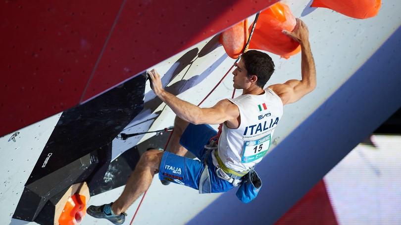 Da Brugherio a Tokyo, i climber... scalano