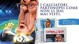 Magia Napoli: i campioni azzurri in una veste inedita